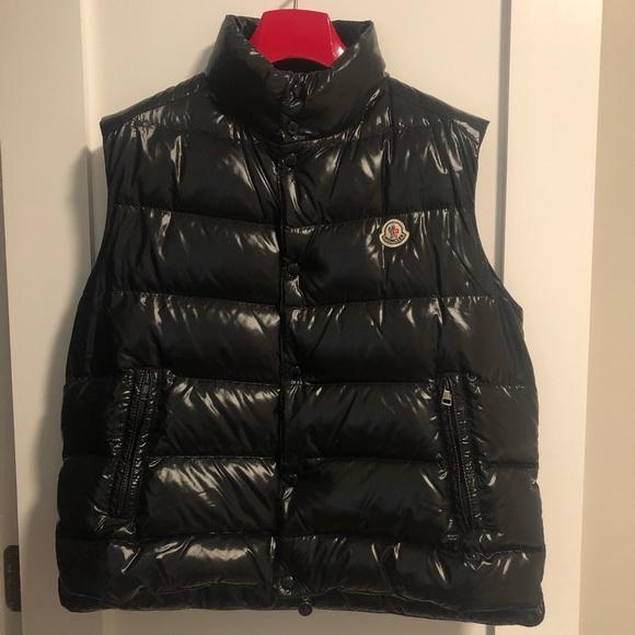 1bc48de19 Moncler Tib Vest Size 5 XL/XXL